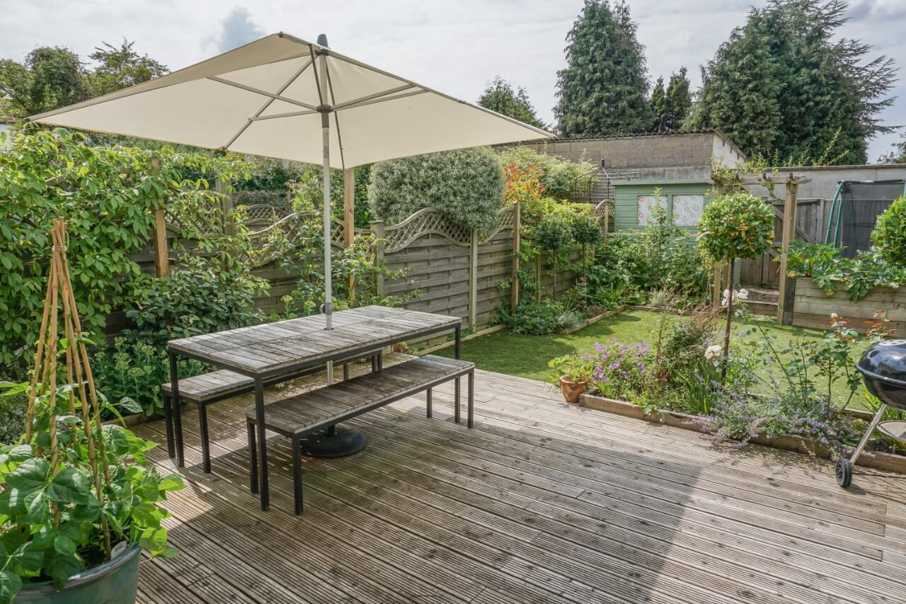 The Ultimate Family Garden in Westbury-on-Trym
