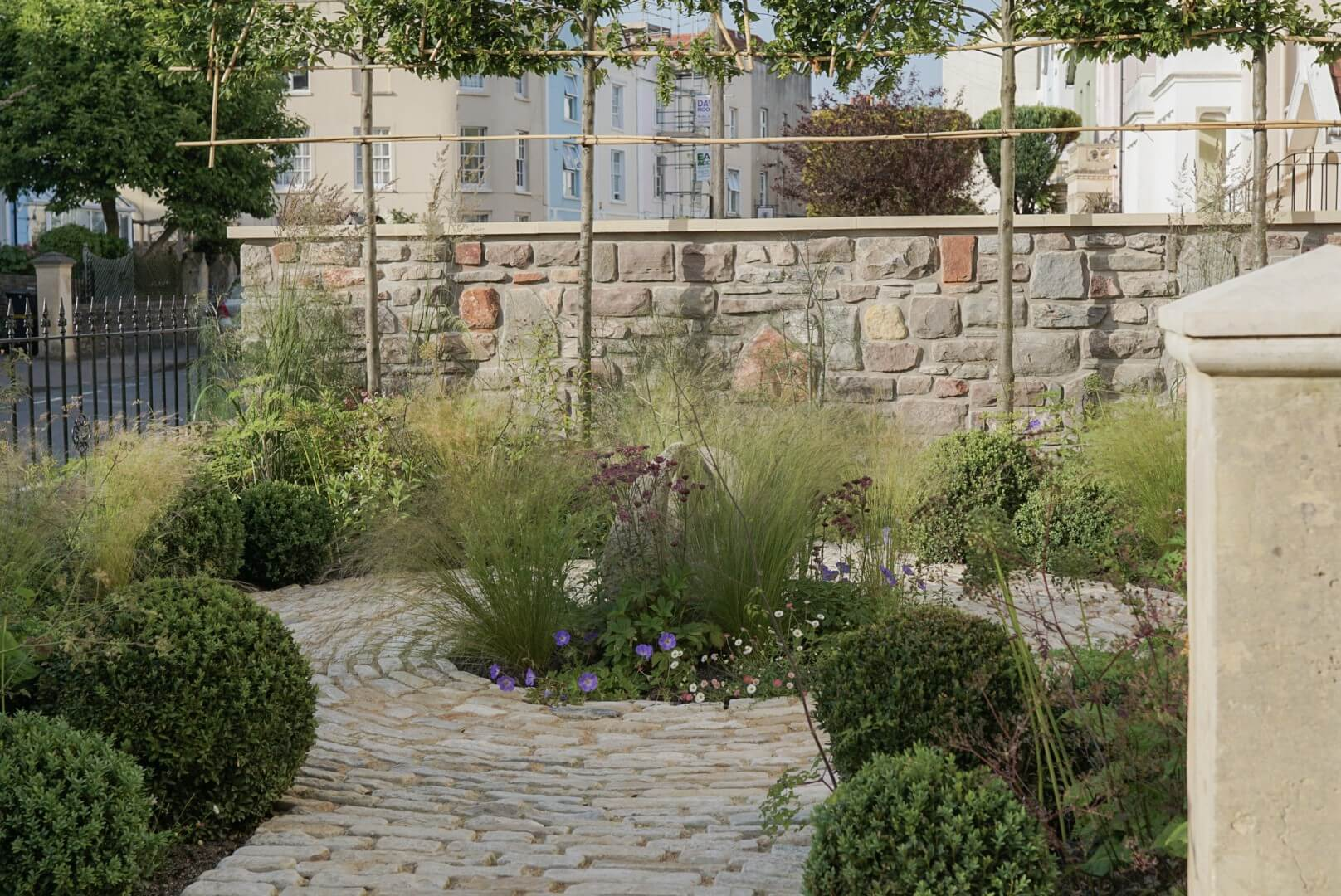 Artisan Landscapes Bristol - Garden Design and Build for ...